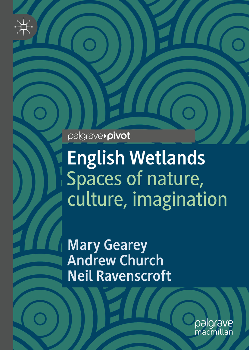 English Wetlands cover